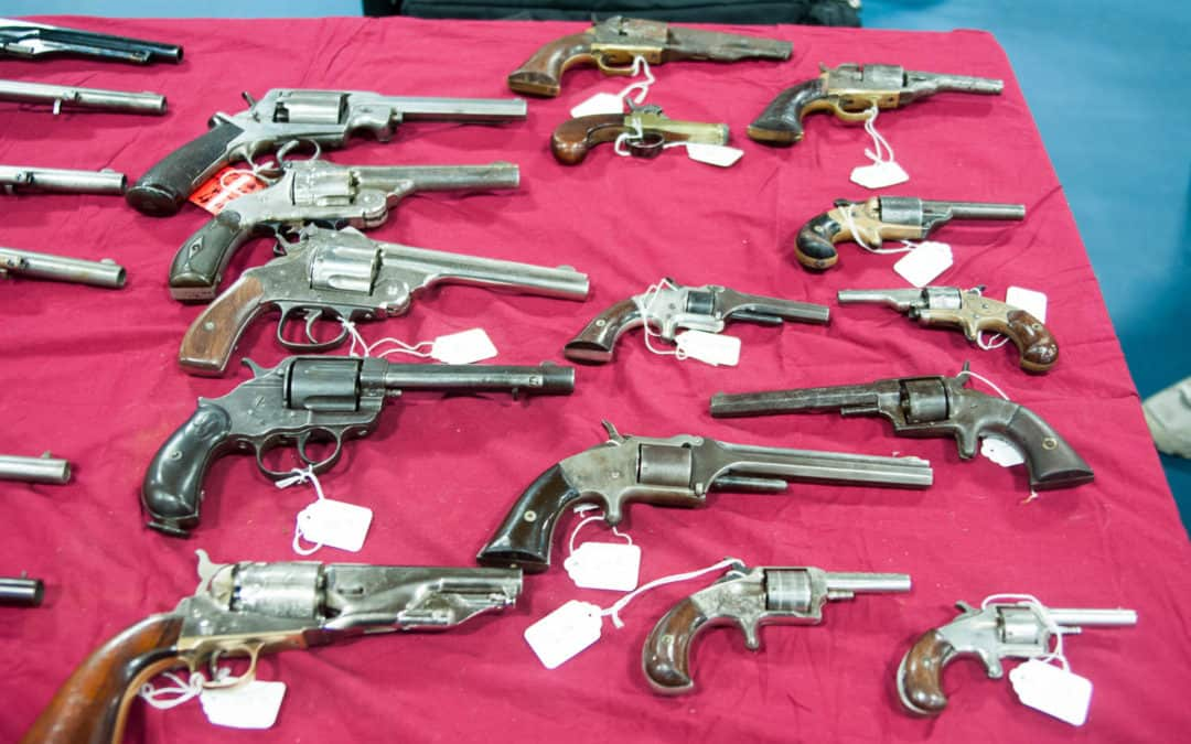Chicagoland National Civil War Show and CADA Chicago Illinois Collector Gun Show