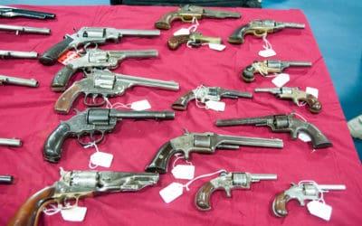 Chicagoland National Civil War Show and CADA Chicago Illinois Collector Gun Show